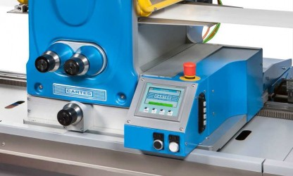 Cartes SEMIROTARY GEARLESS DIE-CUTTING UNIT FOR GT SERIES